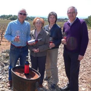 Presentació dels vins Barthomeus